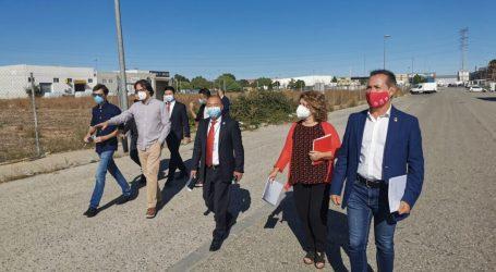 Unos empresarios chinos se interesan por los polígonos de Xirivella
