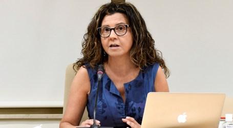 Isabel Martín: «Des d'ara i en els pròxims mesos i anys, les prioritats seran l'eixida de la crisi amb justícia social»