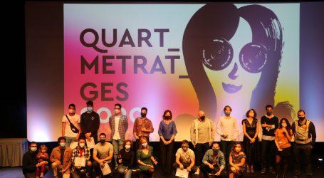 'A la cara', de Javier Marco, gana el Concurso de Cortos del Festival Quartmetratges 2020