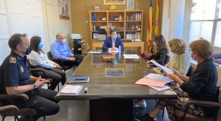 Burjassot adopta medidas adicionales para frenar los positivos de Covid