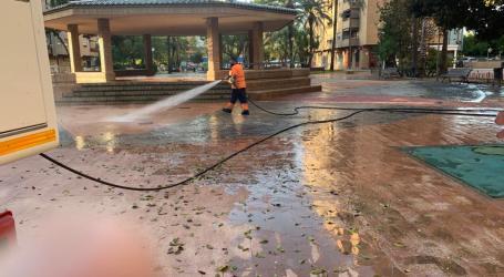 Xirivella incrementa un 25% el gasto en limpieza viaria y recogida de residuos