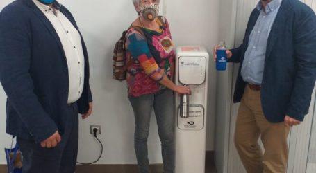 La Pobla de Farnals llança una campanya per a promoure el consum d'aigua de l'aixeta