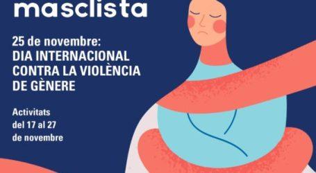 Godella commemora el Dia Internacional de l'Eliminació de la Violència de Gènere amb un acte institucional que es podrà seguir en directe a través de xarxes socials