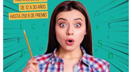 La Casa de la Juventud de Paterna convoca un concurso de literatura y comics para jóvenes