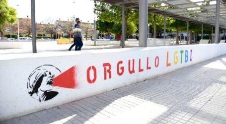 Art urbà per la igualtat a les parets de Paiporta