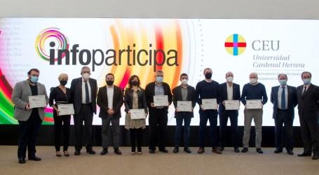 Godella rep el segell de transparència del portal Mapa InfoParticipa de la Universitat Autònoma de Barcelona