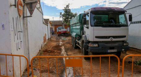 Torrent comienza la primera fase del Plan de Reurbanización de Vías Públicas