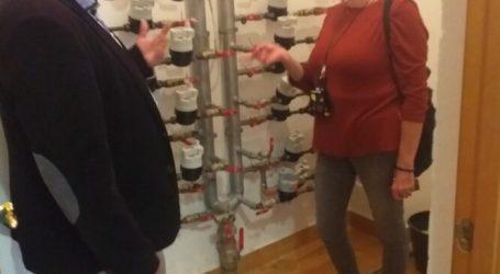 S' instal·len més de 4.000 comptadors d'aigua intel·ligents als habitatges de la Pobla de Farnals