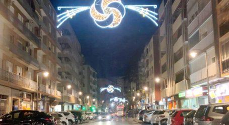 Alaquàs decora els seus carrers amb il·luminació de tecnologia LED de baix consum