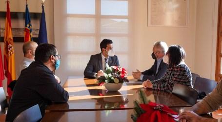 El Ayuntamiento y APYMEP alcanzan un acuerdo para impulsar la reactivación de autónomos y pymes de Paterna