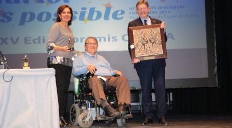 Los Premios Qusiba pasan a llamarse Quart Sense Barreres «Vicente Gascón»