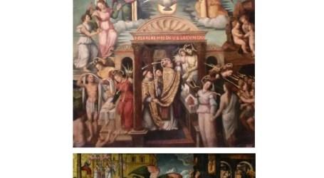 Noticies a propòsit d'una pintura dels Macip a subhasta