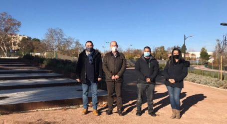 Manises inaugura els Jardins de Faitanar