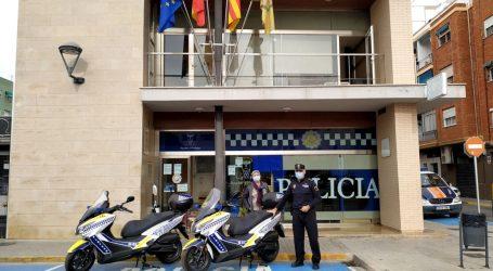 Benetússer incrementa el parque móvil de la Policía Local
