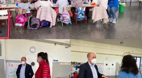 Massamagrell inicia su Escola de Nadal con todas las medidas de seguridad