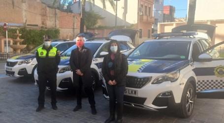Catarroja renova el parc mòbil de la policía local