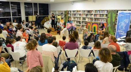 Paiporta Món de Contes arriba a la seua cinquena edició