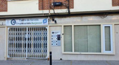 El Ayuntamiento de Burjassot amplía los días de atención de la oficina de recaudación y la traslada al «Vivero de Empresas» para dar un mejor servicio