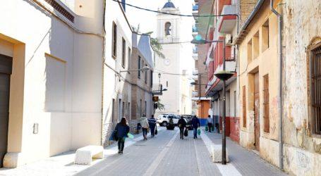 Paiporta converteix en carrer de vianants la principal connexió entre el poble i l'estació de Metrovalència