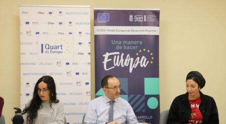 La Comisión Europea aprueba la iniciativa «Spring», el nuevo proyecto europeo de Quart de Poblet