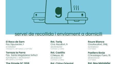 Godella inicia una campanya per a ajudar als hostalers que continuen oberts durant el tancament decretat per la Generalitat