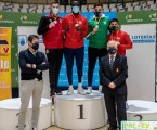 Club Karate Paterna medalla de plata en la Liga Nacional Senior