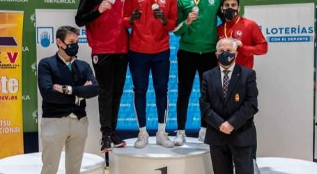 Club Karate Paterna, medalla de plata en la Liga Nacional Senior