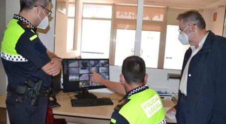 Albal incorpora cámaras de video-vigilancia para controlar el tráfico