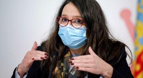 Oltra sobre alcaldes vacunados: «No tiene justificación y se va a investigar»