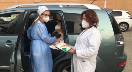 Alboraya vacuna contra el Covid-19 a 156 mayores de 90 años