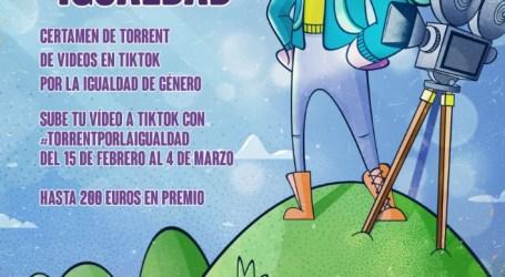 Torrent presenta la primera edición del concurso de TikTok 'Torrent por la igualdad'