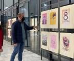 Massamagrell expone los carteles del XII Concurso de Carteles Carmen Tamarit Riera con motivo del 8M