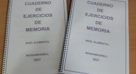 Massamagrell inicia una nueva edición de los talleres de estimulación cognitiva