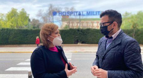 Bonig exige que Puig cumpla con los 100 millones de euros que prometió para el Hospital Militar de Mislata