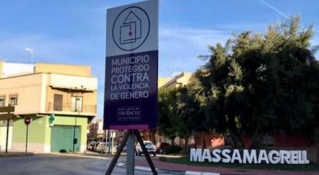 """Massamagrell se suma a la campaña """"El silencio te hace cómplice"""""""