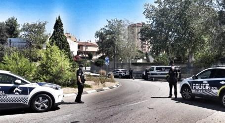 La Policía Local de Paterna disolvió el sábado nueve botellones y fiestas
