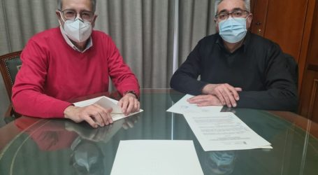 Albal signa un conveni de col·laboració amb la parròquia Nostra Senyora dels Àngels per a la protecció i conservació del seu patrimoni