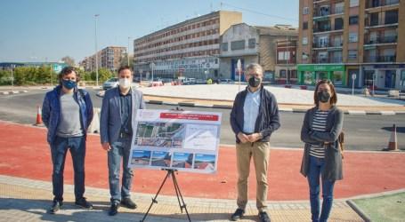 Obras Públicas mejora el acceso desde la CV-300 a Foios y Meliana, y anuncia la supresión del paso a nivel