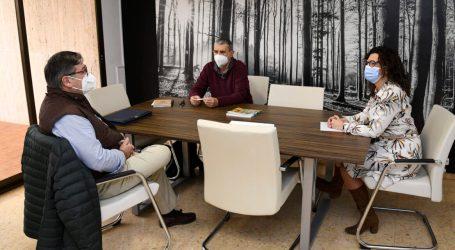 Paiporta es reuneix amb la Fundació Goerlich per a decidir sobre els vestigis de l'obra de l'arquitecte