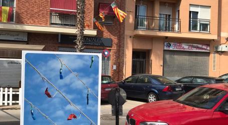 Catarroja homenatja les seues comissions falleres amb la ubicació de 10 monuments commemoratius
