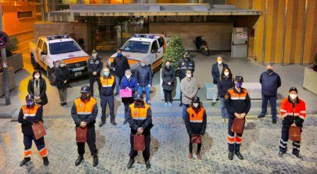 Alboraya agradece a su agrupación de Protección Civil su labor y entrega