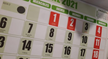 El calendario laboral de 2021 incorpora cambios por la Covid-19 en fiestas locales de l'Horta
