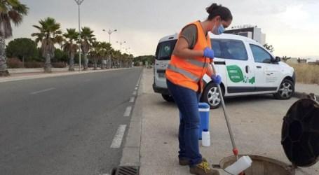 Paterna detecta rastros de cepa británica en las aguas residuales de la ciudad