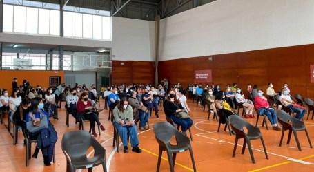 Arranca en Paterna la vacunación de 6.324 trabajadores de la comunidad educativa