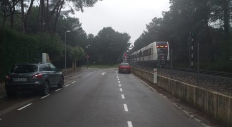 Paterna habilita en la estación de metro de La Vallesa un aparcamiento disuasorio y videovigilado para 100 vehículos