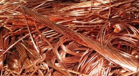 Detenido un hombre en Beniparell por robar más de media tonelada de cobre