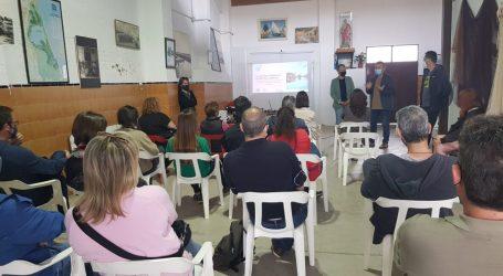 Cap de setmana de formació del 'Voluntariat ambiental' en el Port de Catarroja