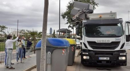 Albal instala 20 contenedores nuevos y renueva las tapas y unidades deterioradas