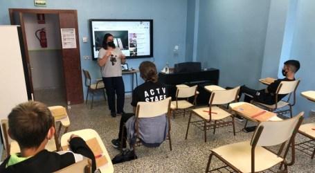 Cor de Vila de Alaquàs pone en marcha un programa de apoyo escolar y contra la brecha digital