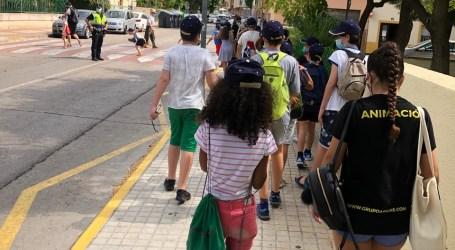 Burjassot abre el plazo de la Escuela de Verano el 31 de mayo